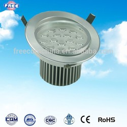 Led ceiling light housing, aluminum die casting lamp shell, factory price