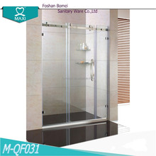 2017 new design glass Steam Shower Cabin For small Bathroom