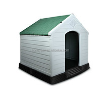 Weatherproof Extra Large Green plastic dog house