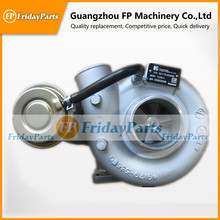 49179-00260 TD06-4 Excavator Engine parts 49179-00261 ME073623 Turbocharger for 6D22