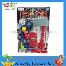 fireman toy set,toy fireman tool,whistle,flashlight,axe,watch,walkie-tal ZH0909138
