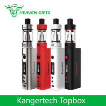 Kangertech Topbox mini mod kit kbox mini 75w mod Topbox mini atomizer kit from kangertech