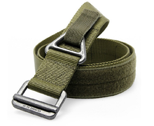 military webbing belt tactical belt for outdoor and result 2 heads