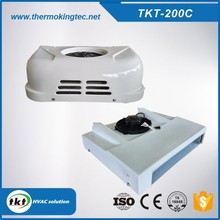 Small TKT-200C food truck thermoking truck refrigeration system