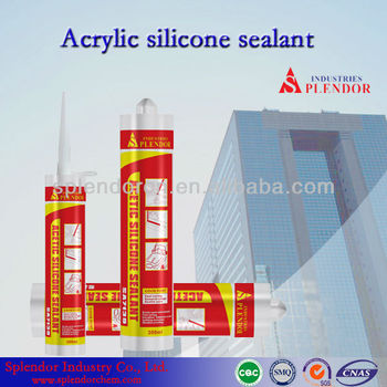 General Use acetic silicone sealant