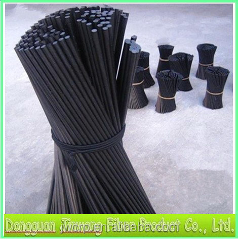 Insulation fiberglass frp pultruded sticks,rods