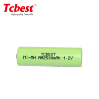 4.8v 600mah ni-mh aaa battery pack, 1.5v aa rechargeable battery 1800ma aa rechargeable ni-mh battery 1.2v/
