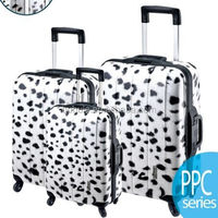 2014 design baju kurung travel suitcase foldable luggage trolley cheap trolley luggage made in China PPC01