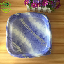 XYW-8127A PS plastic food packaging sushi tray / PS Sushi Box Plastic Containers