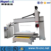 Exported type economical 5 axis cnc woodworking machine