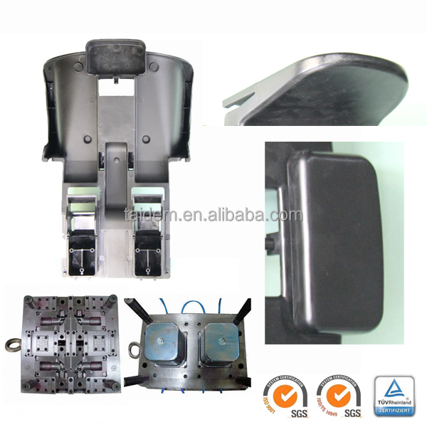 high quality used ABS OEM plastic injection car cover mould