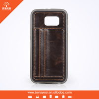 Most popular PU+TPU CASE fit for Samsung S6