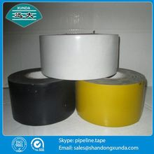 0.635mm thicknss self adhensive aluminum foil tape for elbow pipe