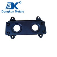 customized steel machining casting products