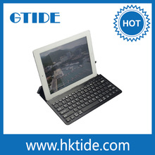 Shenzhen Factory Universal aluminum bluetooth stand keyboard cover for ipad/tablet pc/laptops notebook