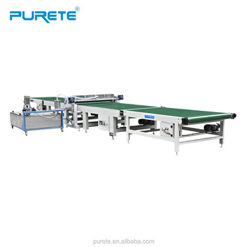High quality UV Curtain coater metal coating curtain coater machine