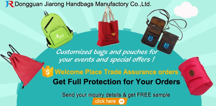 Factory Wholesale Promotional Luxious 230T Nylon Travel Passport ID Card Name RFID Neck Wallet With Lanyard