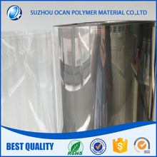 Rigid Pet Roll Transparent Clear Plastic Film for Product Packaging