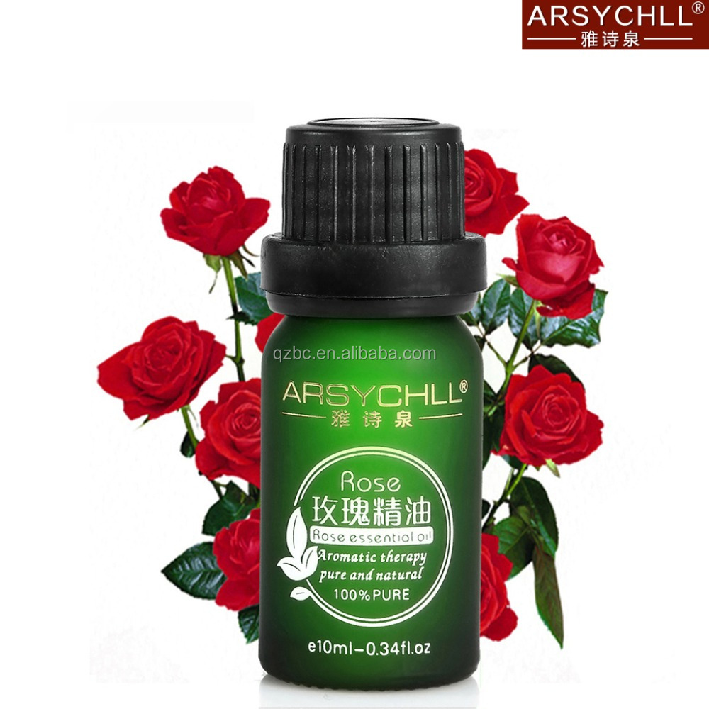 China supplier OEM/ODM pure rose essential oil