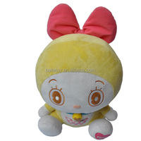 Plush cute rabbit toy for sale with bowknot