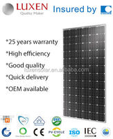 315W Solar Panel PV Paneles Solares Module power system Power Generator