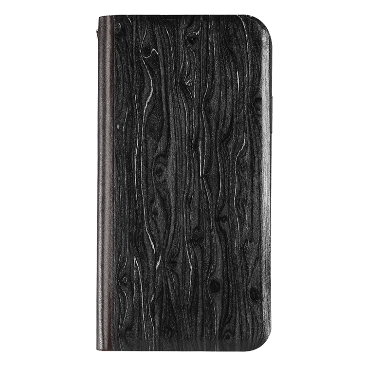 Mobile phone accessories,real wooden leather phone case for iphone 8 8 plus