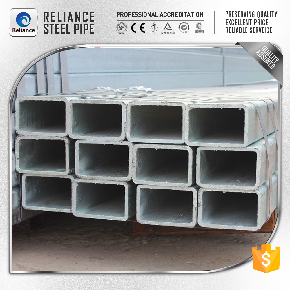 HOLLOW SECTION SQUARE STEEL PIPE Q235 Q345 S355 FOR TABLE