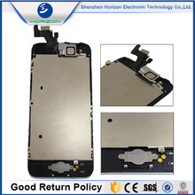 Top 1! factory directly sale brand new for iPhone 5 Lcd replacement, full original for iPhone 5 Lcd replacement