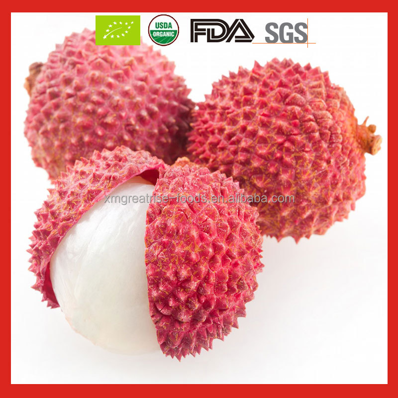 2016 New Season Fresh Canned Lychee in Syrup