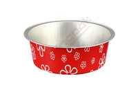 love cake eco foil baking cup replace paper cup AP150A peach blossom