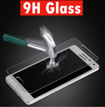 9H 0.26mm Premium Tempered Glass Screen Film Front Protector For Samsung Galaxy A3 A5 2016 A310F A510F S3 S4 S5 S6 G531 G361
