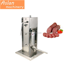 Best price domestic supplier stainless steel electric 0.12kw industrial vertical meat maker sausage filling machine
