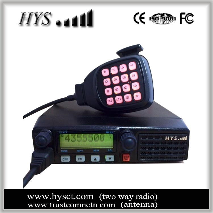 VHF 136-174 mhz mobile transceiver vehicle car radio TC-271