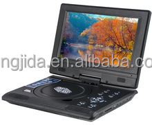 cheap price portable DVD player with analog TV