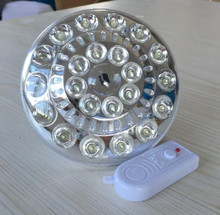 New rechargeable light,rechargeable led emergency light with Remote