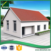 DESUMAN garden pool modular guest sandwich panel for prefabricated poultry homes beach prefab hobbit house