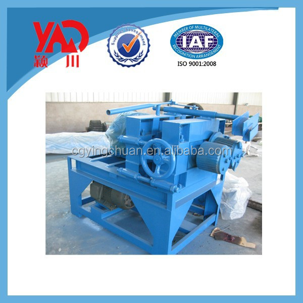 Low Factory Price Waste Tire Recycling Machine Steel Wire Separator Machine/Tire Wire Drawing Machine/Tire Cutting Machine
