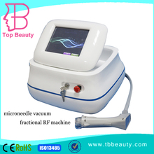best home use microneedle fractional RF face lifting machine