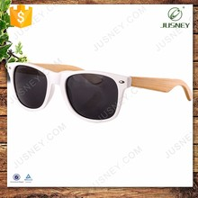 Wholesale custom logo cheap plastic kids lady men bamboo sunglasses 2016