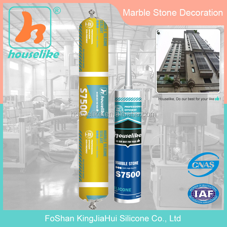 foshan factory construction ceramics decoration silicone glue