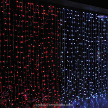 Christmas Decoration Supplies Type and Indoor Christmas Decoration Christmas Item Type fairy light curtain