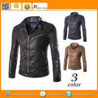 bomber jacket woman, handsome motorcycle short leather short jacket, pu jacket winter kid leather jacket for boy