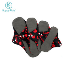 XL heavy flow for night reusable sanitary napkin waterproof cloth menstrual pads