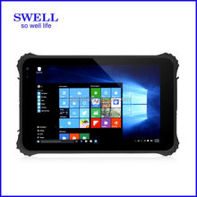 I82 rugged waterproof shockproof 10inch window s or andorid micro digit tablet