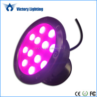 36w vapor proof boat dock lighting ip68 24v 12v led green fishing light