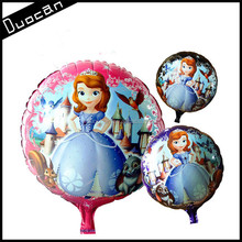 "18"" wholesale mylar helium foil balloons in china"