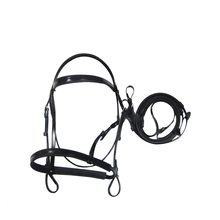 Durable And Flexible Pvc Horse Bridle And Rubber Rein