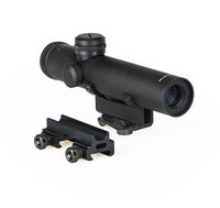 1-0006 Lattest Combat Assault Hunting Tactical Military Airsoft Gun Aiming Shooting Optical 4X20 Rifle Scope