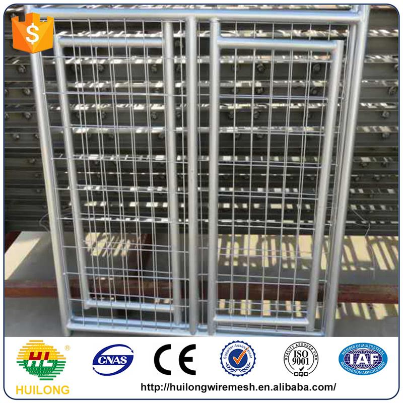 Alibaba galvanized steel dog kennel with great price