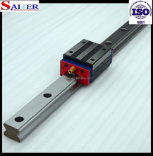 Rolled Thread Manufacturing Process ball screw linear guide and other mechanical components for our CNC foam cutting machine
